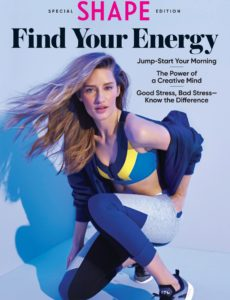 Shape Special Edition – Find Your Energy (2019)