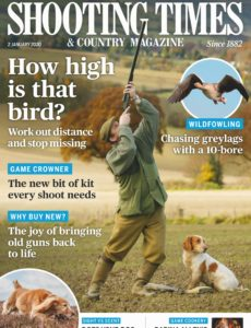 Shooting Times & Country – 02 January 2020