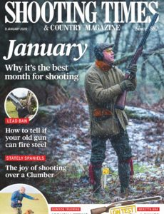 Shooting Times & Country – 08 January 2020