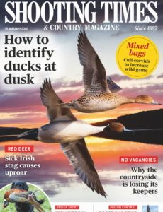 Shooting Times & Country – 15 January 2020
