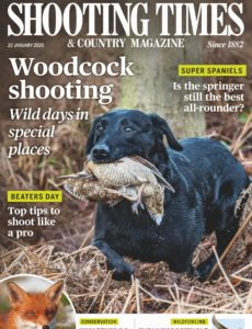 Shooting Times & Country – 22 January 2020