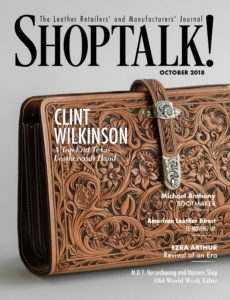 Shop Talk! – October 2018