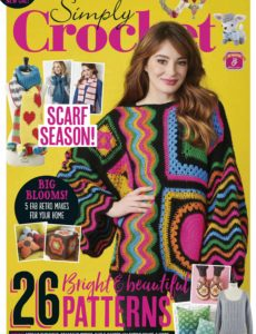 Simply Crochet – July 2020