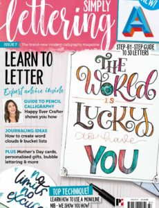 Simply Lettering – Issue 7 – January 2020