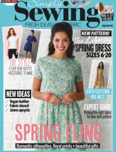 Simply Sewing – February 2020