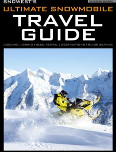 SnoWest – Ultimate Snowmobile Travel Guide 2019-2020