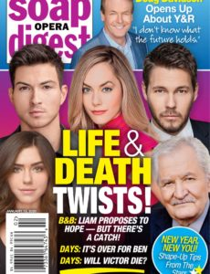 Soap Opera Digest – January 13, 2020