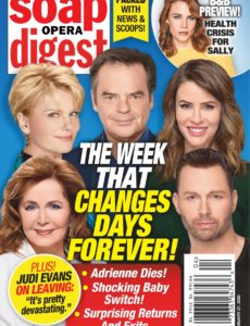 Soap Opera Digest – January 27, 2020