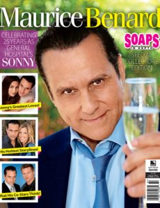Soaps In Depth Special Edition – Maurice Benard 25th Anniversary (2019)