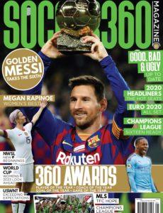 Soccer 360 Magazine – January-February 2020