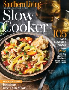 Southern Living Special Edition – Slow Cooker (2019)
