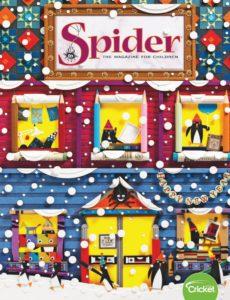 Spider – January 2020