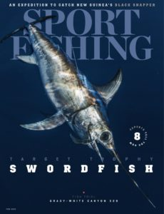 Sport Fishing USA – February-March 2020