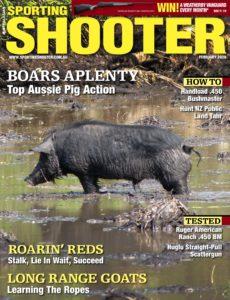 Sporting Shooter Australia – February 2020
