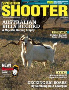 Sporting Shooter Australia – January 2020