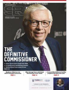 SportsBusiness Journal – 06 January 2020