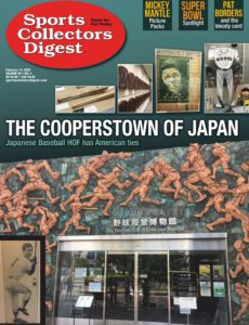 Sports Collectors Digest – February 14, 2020