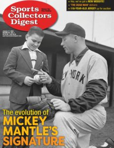 Sports Collectors Digest – January 17, 2020