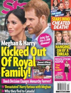Star Magazine USA – January 13, 2020