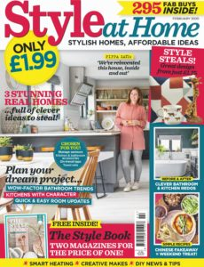 Style at Home UK – February 2020