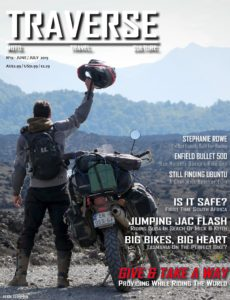 TRAVERSE – Issue 12 – June-July 2019