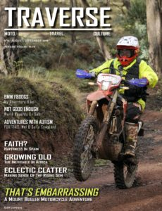 TRAVERSE – Issue 13 – August-September 2019