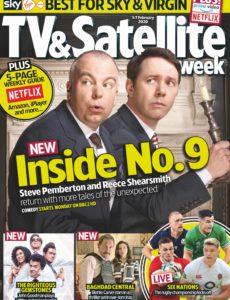 TV & Satellite Week – 01 February 2020
