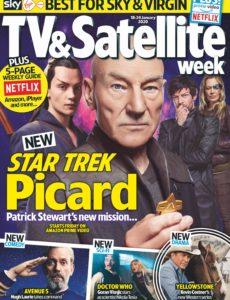 TV & Satellite Week – 18 January 2020