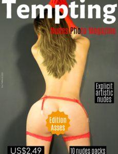 Tempting Nudes Photo Magazine – January 2020
