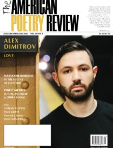 The American Poetry Review – January-February 2020