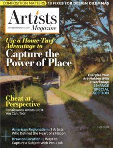 The Artist's Magazine – March 2020