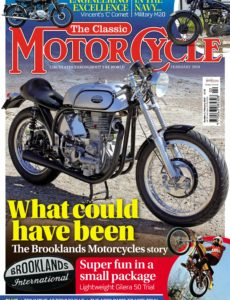 The Classic MotorCycle – February 2020