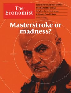 The Economist Continental Europe Edition – January 11, 2020