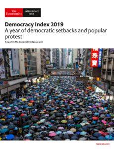 The Economist (Intelligence Unit) – Democracy Index 2019 (2020)