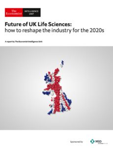 The Economist (Intelligence Unit) – Future of UK Life Sciences How to reshape the industry for th…