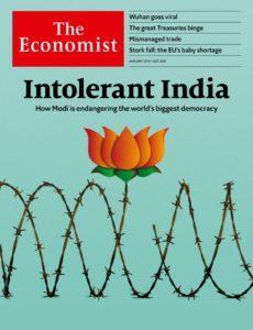The Economist USA – January 25, 2020