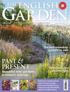 The English Garden – February 2020