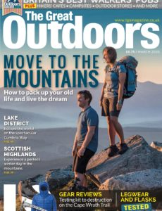 The Great Outdoors – March 2020