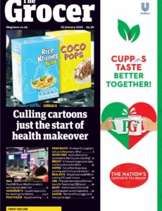 The Grocer – 25 January 2020