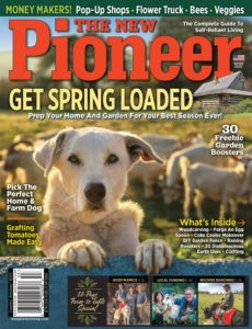 The New Pioneer -Spring 2020