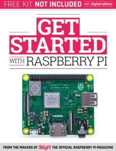 The Official Raspberry Pi Starter Kit – Get Started with Raspberry Pi, 2019