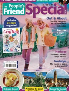 The People's Friend Special – January 22, 2020