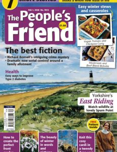 The People's Friend – February 01, 2020