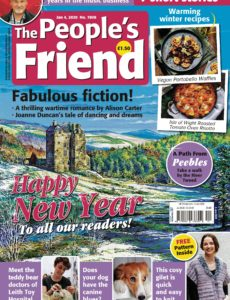 The People's Friend – January 03, 2020