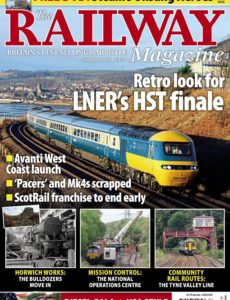 The Railway Magazine – January 2020