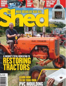 The Shed – January-February 2020