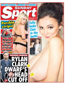 The Sunday Sport – January 12, 2020