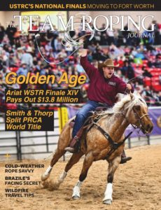 The Team Roping Journal – January 2020