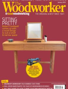 The Woodworker & Woodturner – January 2020