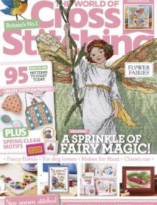 The World of Cross Stitching – March 2020